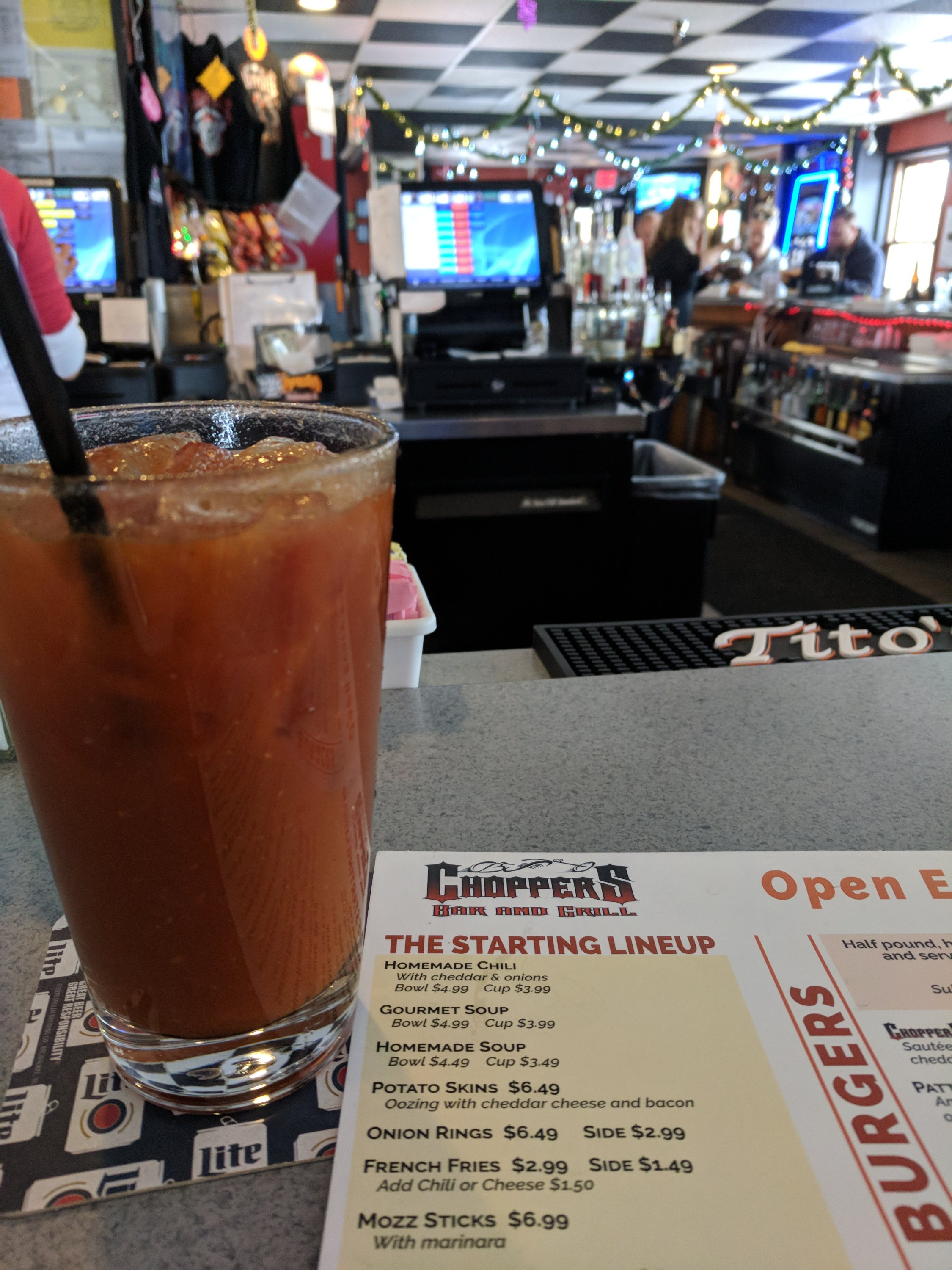 Choppers Bar and Grill – Antioch