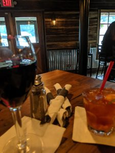 Wine and Old Fashion Route 41 Roadhouse