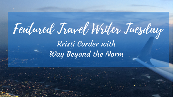 Featured Travel Writer Tuesday